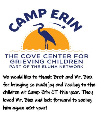 Camp Erin Event